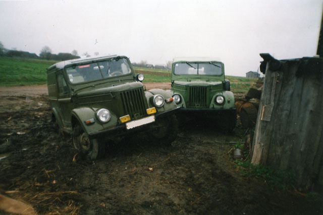 Машины Десанта...
