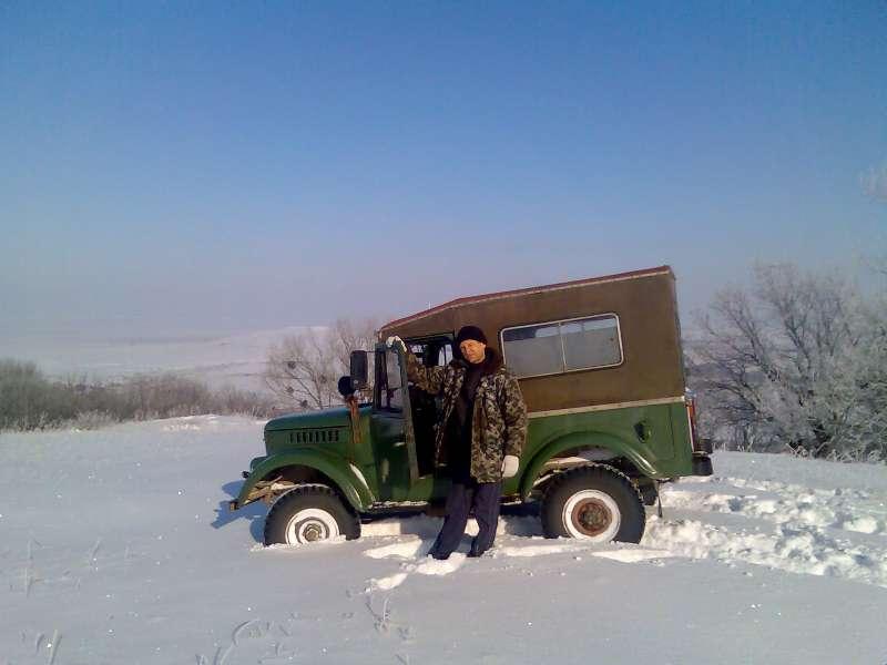Мороз -20 и столько снега - для наших краев большая редкость!
