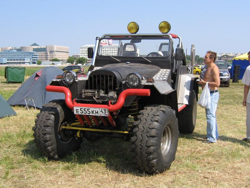 ГАЗ-67 с АЭ2006