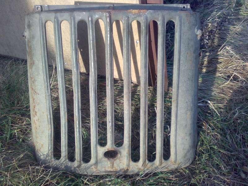 Облицовка радиатора(есть еще одна)