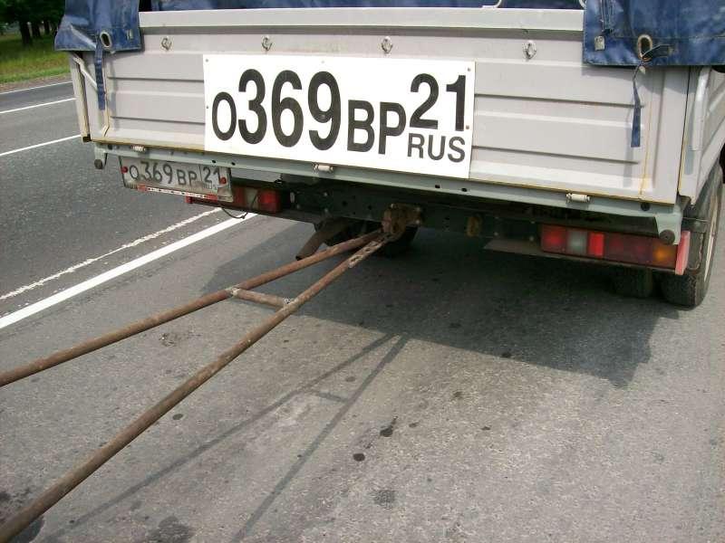 ГАЗ 69+ГАЗ 330232