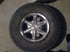 Новые колёса