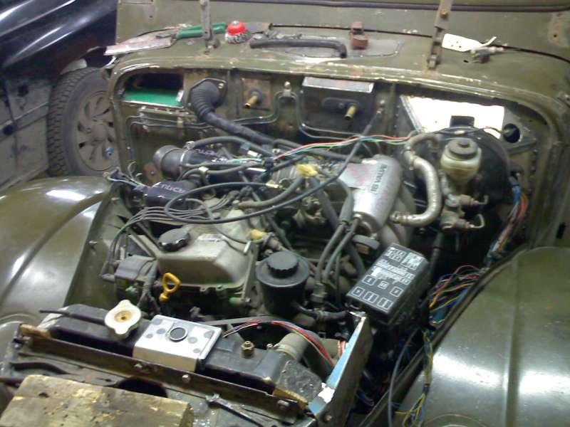 4. Двигатель 3RZ-FE