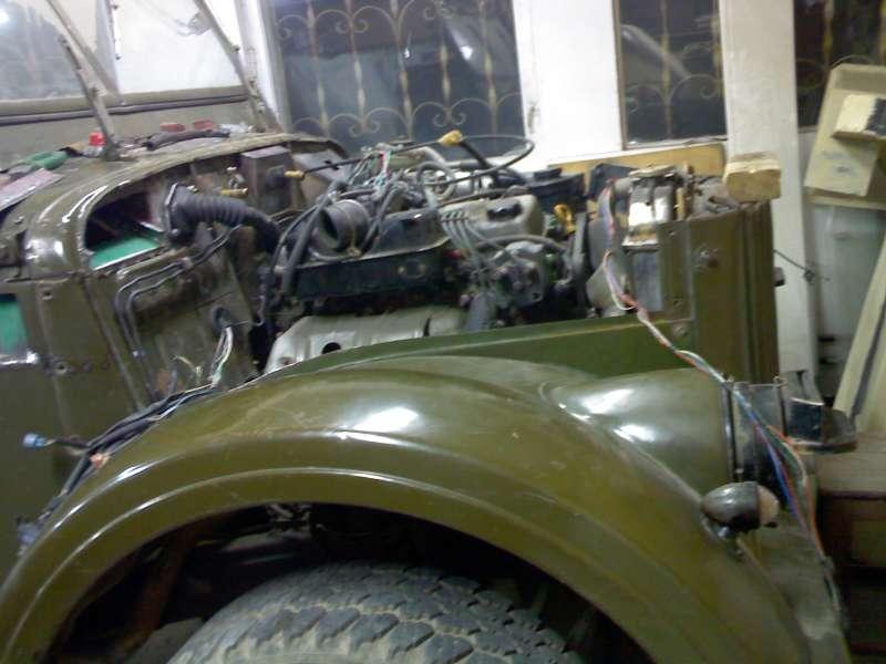 3. Двигатель 3RZ-FE