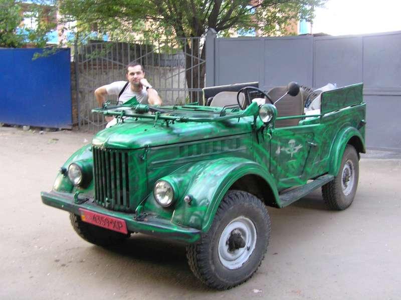 Перегон из Харькова