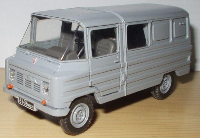Zuk A06B - фургон
