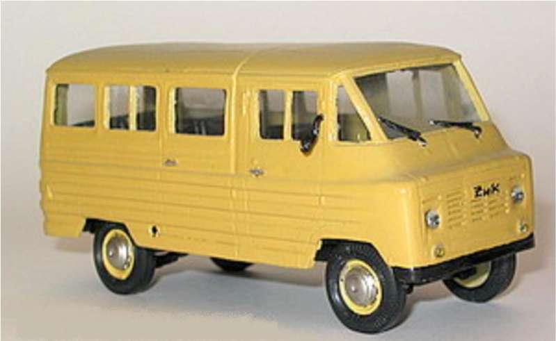 Zuk A07B - товарно-пассажирский