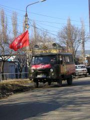 УАЗ машина пролетариата!!!
