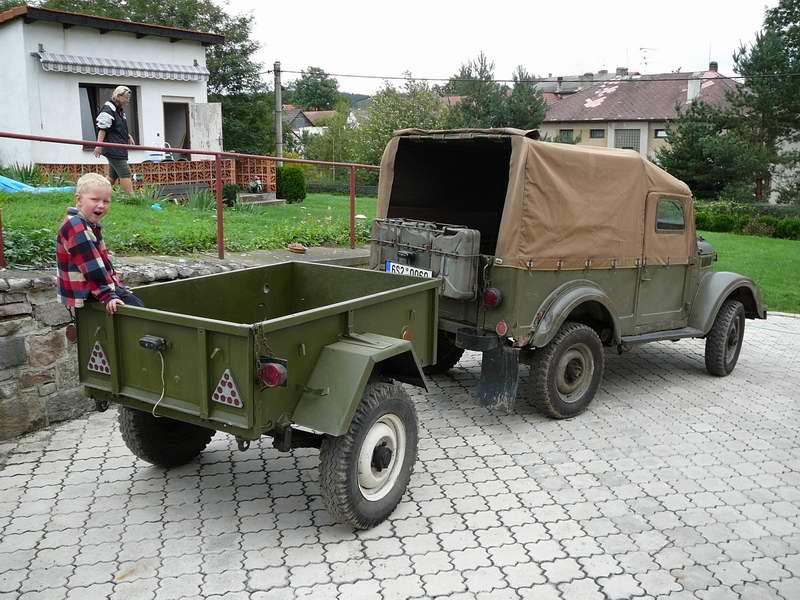 ГАЗ - 704 пока без номерного знака
