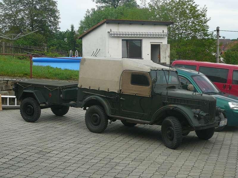 Moj GAZ-69M 1964 i GAZ-704...