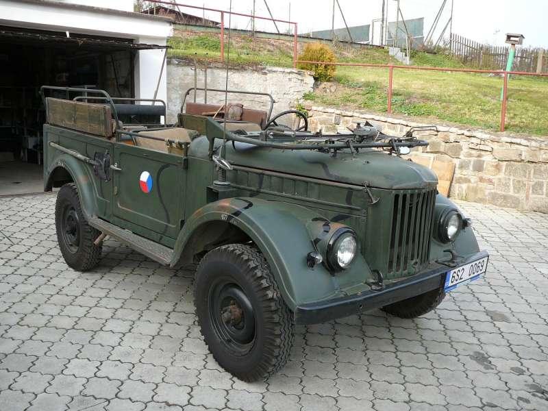 Moj GAZ-69M 1964