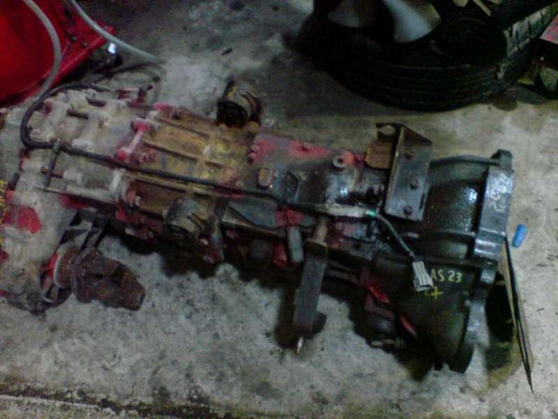 TD27 4WD