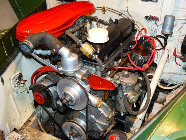 Двигатель Газ 24. С головкой на 76 бензин