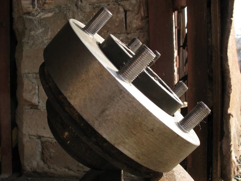Проставки на ступицы 40 мм