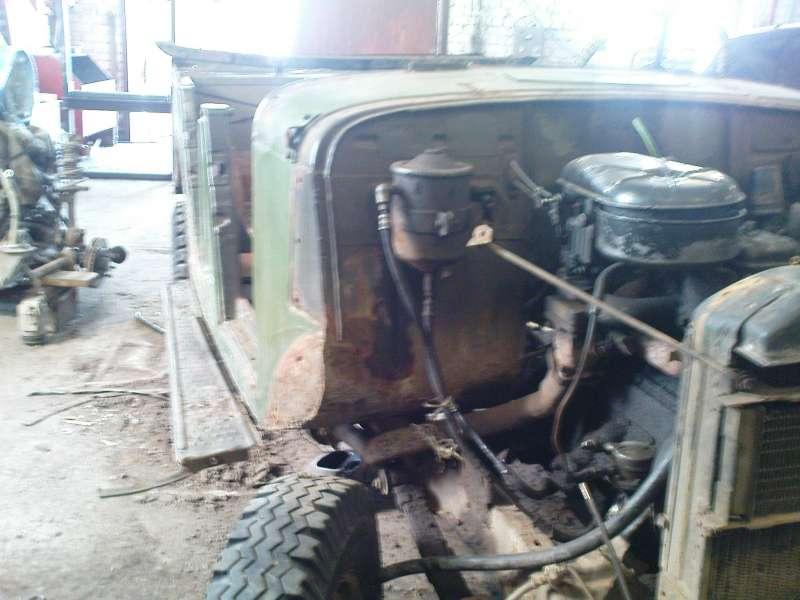 мой бывший двигатель