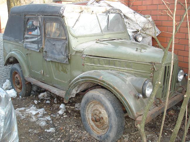 ГАЗ 69 А   1971г.в.