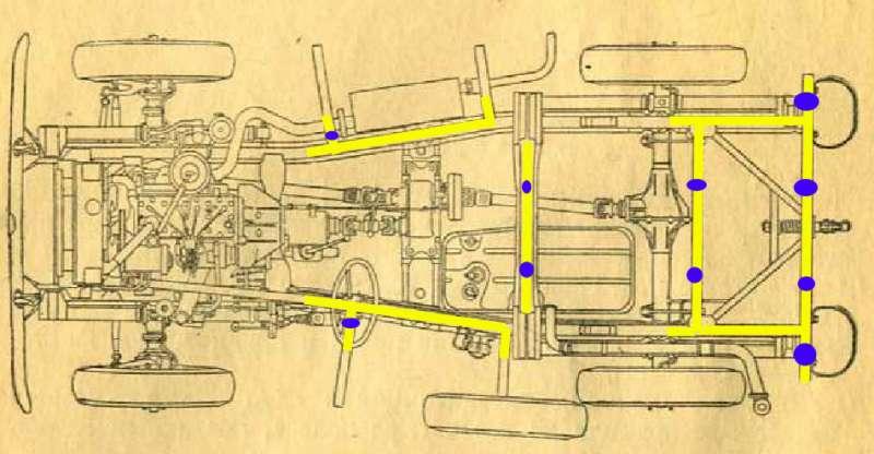 Схема лифта