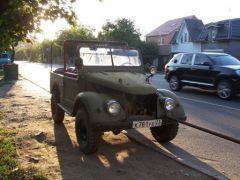 Этапы восстановления моего ГАЗ-69