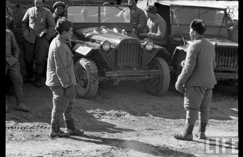 ГАЗ-67 в Корее