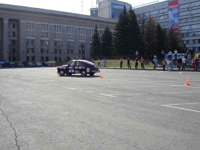 Ралли Победа 2009 Челябинск