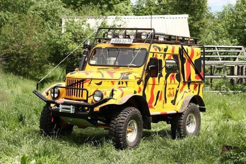 Тигрыч-ГАЗ-69