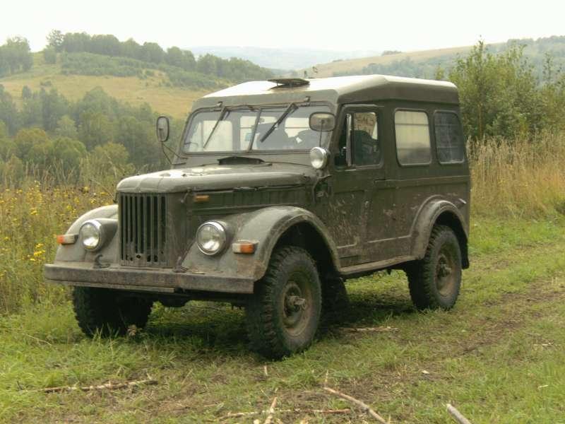 ГАЗ 69 1970г.в.