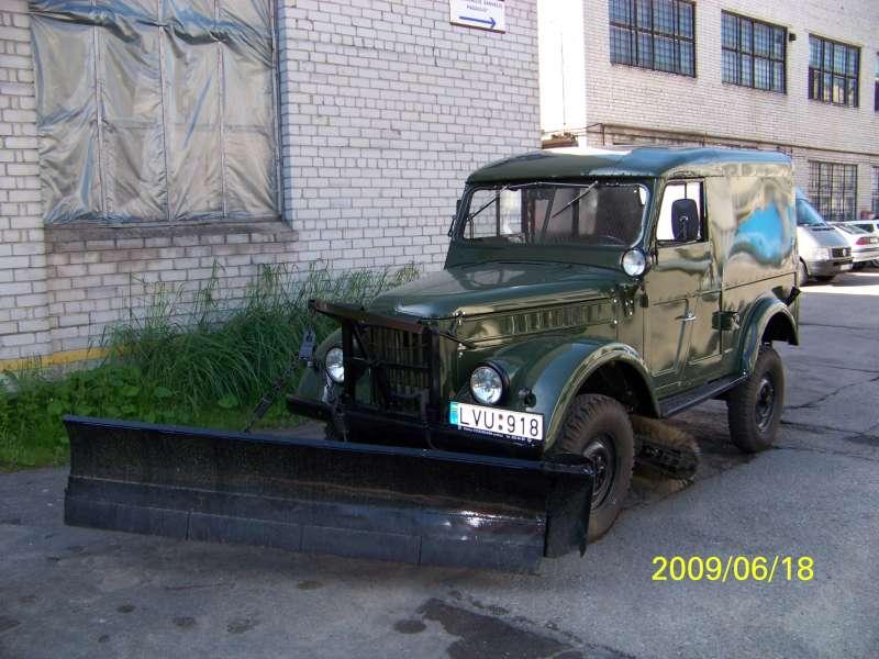 GAZ-69 T3