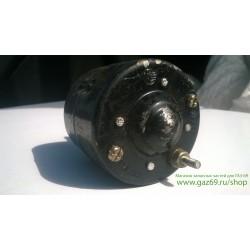 Электродвигатель типа МЭ11 вентилятора обдува ветрового окна в сборе