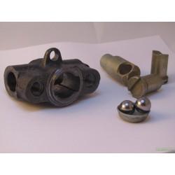 Цилиндр стояночного тормоза верхний (разжимной)