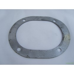 Пластина защитная передка у рулевой колонки