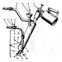 Пусковое оборудование двигателя